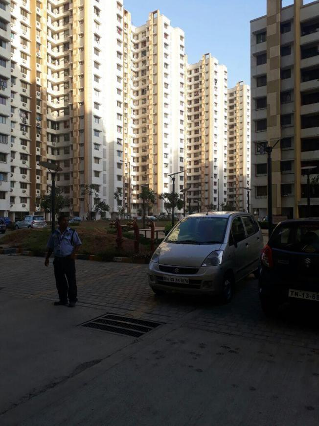 Building Image of 1000 Sq.ft 3 BHK Apartment for buy in Dombivli East for 5900000