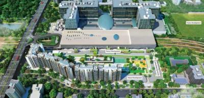 Gallery Cover Image of 1450 Sq.ft 3 BHK Apartment for buy in L And T Seawoods Residences Phase I, Seawoods for 32000000