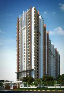 Gallery Cover Image of 1215 Sq.ft 2 BHK Apartment for buy in Sai Purvi Symphony, Thippasandra for 6497000