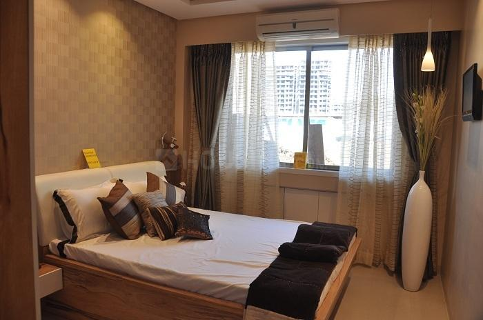 Bedroom Image of 1030 Sq.ft 2 BHK Apartment for rent in Ambernath East for 7000