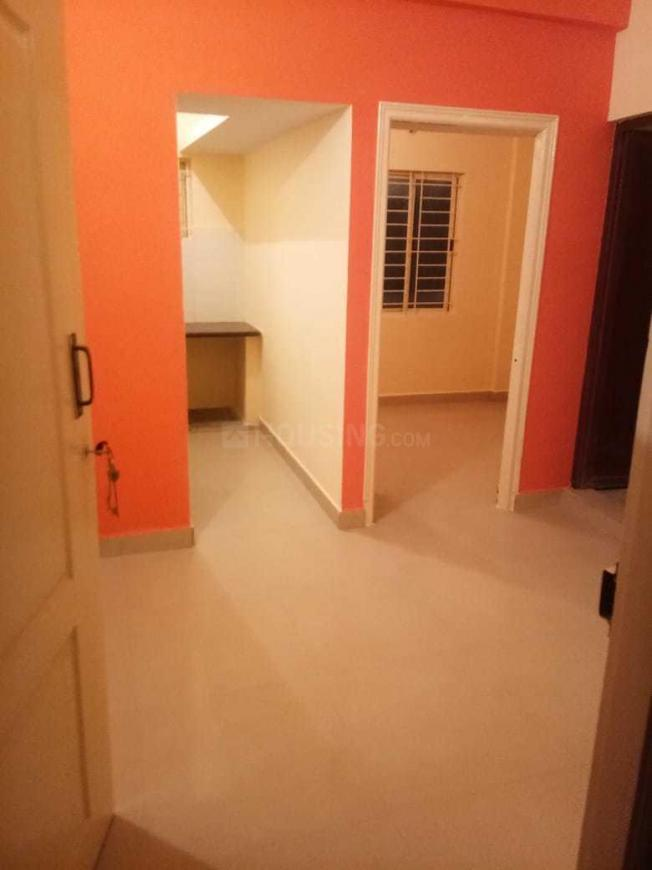 Living Room Image of 650 Sq.ft 1 BHK Apartment for rent in GB Palya for 8000