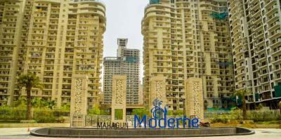 Gallery Cover Image of 1900 Sq.ft 3 BHK Apartment for buy in Mahagun Moderne, Sector 78 for 12000000