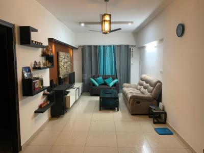 Gallery Cover Image of 1300 Sq.ft 2 BHK Apartment for rent in ND Passion Plus, Harlur for 30000
