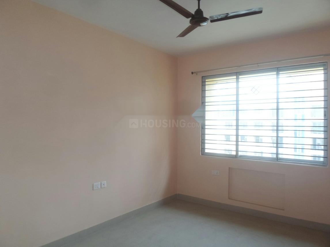 Bedroom Image of 1500 Sq.ft 3 BHK Apartment for rent in Thakurpukur for 22000