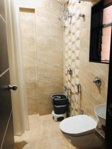 Bathroom Image of Pinaki Stays in Andheri East