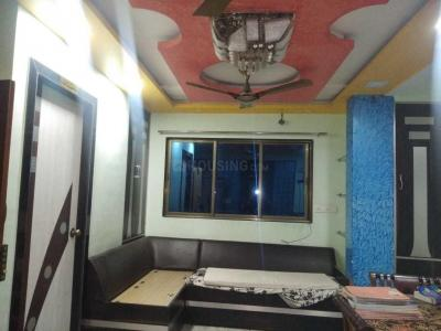 Gallery Cover Image of 1100 Sq.ft 2 BHK Apartment for rent in Kopar Khairane for 16000