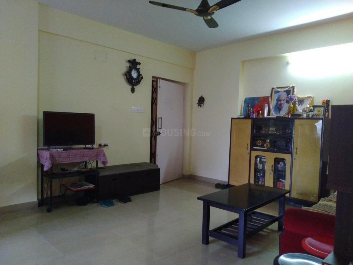 Living Room Image of 1419 Sq.ft 3 BHK Apartment for rent in Space Clubtown Heights, Belghoria for 20000