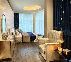 Gallery Cover Image of 2250 Sq.ft 4 BHK Apartment for rent in Sector 74 for 34500