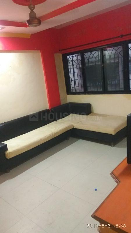 Living Room Image of 850 Sq.ft 2 BHK Apartment for rent in Kanjurmarg East for 30000