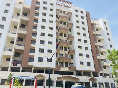 Gallery Cover Image of 750 Sq.ft 2 BHK Apartment for rent in Wagholi for 14000