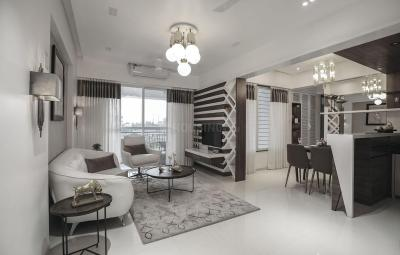 Gallery Cover Image of 1430 Sq.ft 3 BHK Apartment for buy in Pristine Pronext, Wakad for 9150000