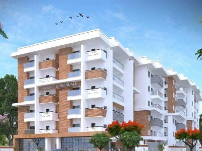 Gallery Cover Image of 2020 Sq.ft 3 BHK Apartment for buy in Ananda Urbansdale, Puppalaguda for 10706000
