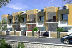 Gallery Cover Image of 1980 Sq.ft 3 BHK Independent House for rent in Shree Shivalika, Chala for 19000