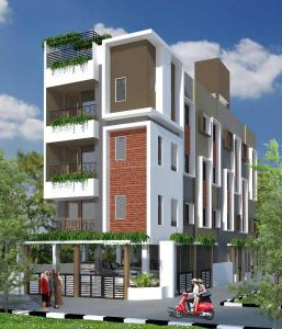 Gallery Cover Image of 895 Sq.ft 2 BHK Apartment for buy in Kamalgazi for 2900000