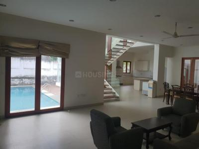 Gallery Cover Image of 4500 Sq.ft 4 BHK Independent House for rent in Uthandi for 180000
