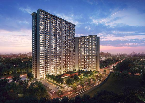 Brochure Image of 2800 Sq.ft 4 BHK Apartment for buy in Kalpataru Magnus, Bandra East for 85000000