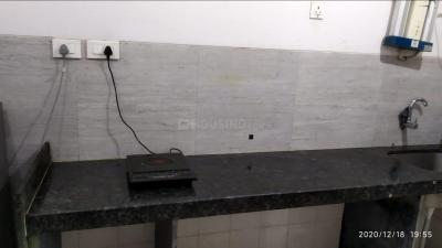 Kitchen Image of Paying Guest For Boys Near Kasarvadavali Thane Ynh in Kasarvadavali, Thane West