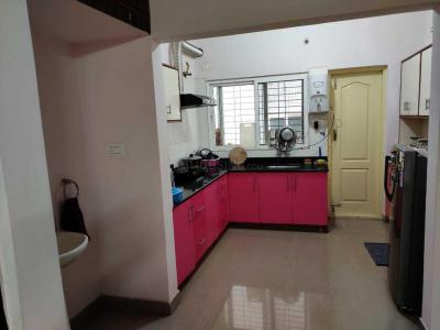 Gallery Cover Image of 1100 Sq.ft 2 BHK Independent House for rent in Manjula Residency, Murugeshpalya for 23000