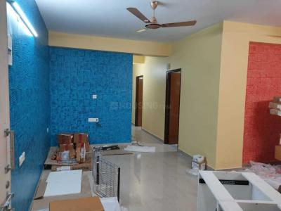 Gallery Cover Image of 1230 Sq.ft 3 BHK Apartment for rent in Rameswara Waterview, Chotto Chandpur for 15000