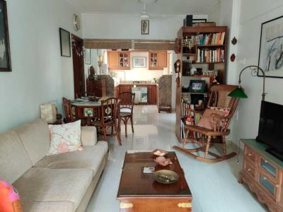 Gallery Cover Image of 550 Sq.ft 1 BHK Apartment for rent in Kalpana Apartments, Bandra West for 70000