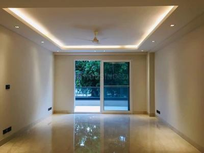 Gallery Cover Image of 2070 Sq.ft 3 BHK Independent Floor for rent in Green Park for 75000