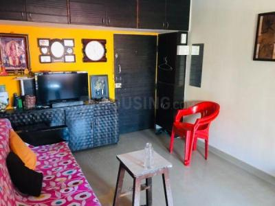 Gallery Cover Image of 449 Sq.ft 1 RK Apartment for buy in Nishigandha CHS, Malad East for 7000000