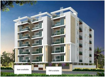 Gallery Cover Image of 1633 Sq.ft 3 BHK Apartment for buy in Toli Chowki for 7000000