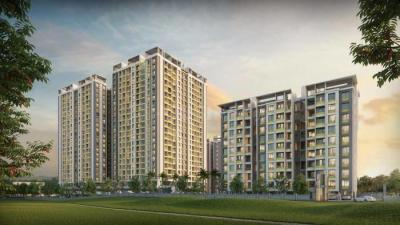 Gallery Cover Image of 1027 Sq.ft 2 BHK Apartment for buy in Mahalunge for 6400000