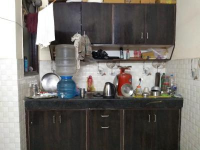 Kitchen Image of Afoldable PG Options in Karol Bagh