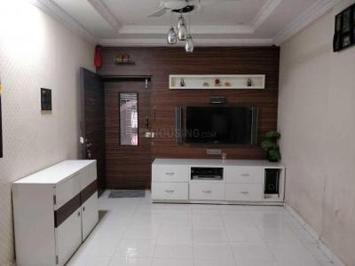 Gallery Cover Image of 650 Sq.ft 1 BHK Apartment for rent in Geomatrix Geomatrix Silver Crest, Greater Khanda for 12500