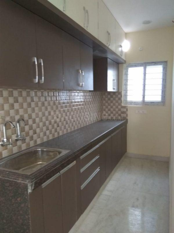 Kitchen Image of 2700 Sq.ft 4 BHK Apartment for rent in Gachibowli for 52000