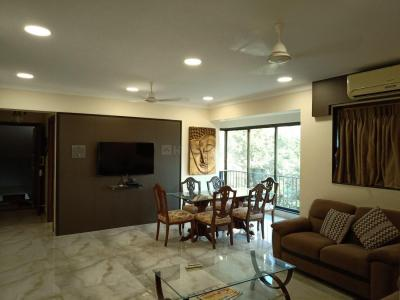 Gallery Cover Image of 1200 Sq.ft 2 BHK Apartment for rent in Bandra West for 180000