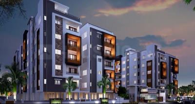 Gallery Cover Image of 1150 Sq.ft 2 BHK Apartment for buy in Vedamsa Skanda Srinivasam, Isnapur for 4025000