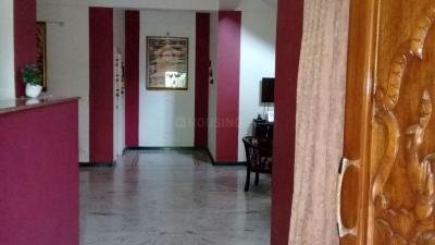 Gallery Cover Image of 635 Sq.ft 1 BHK Independent Floor for rent in Thane West for 19000
