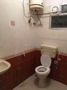 Common Bathroom Image of Aradhana Residency in Bilekahalli