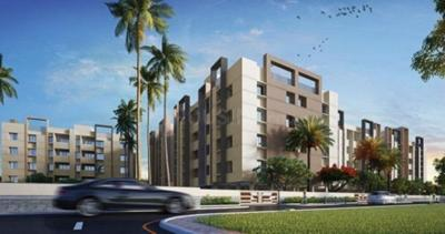 Gallery Cover Image of 1236 Sq.ft 3 BHK Apartment for buy in Purti Planet, Behala for 4511400