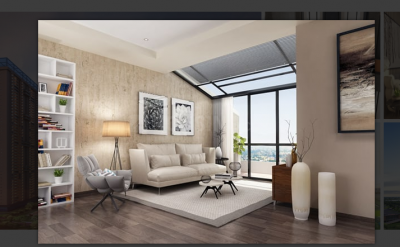 Gallery Cover Image of 1800 Sq.ft 3 BHK Apartment for buy in SPR Highliving District, Jamalia for 12960000