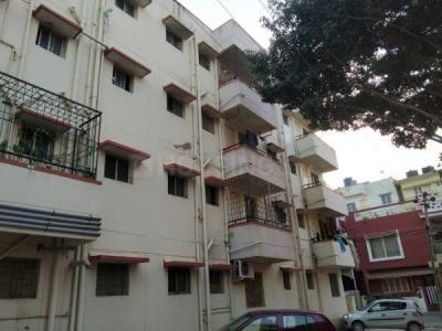 Gallery Cover Image of 700 Sq.ft 2 BHK Apartment for buy in Sapna Apartment, Krishnarajapura for 2600000