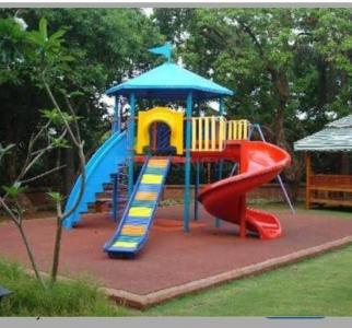 Playing Area Image of 828 Sq.ft 2 BHK Apartment for buy in Om Vasant Vatika, Kalyan East for 4275000
