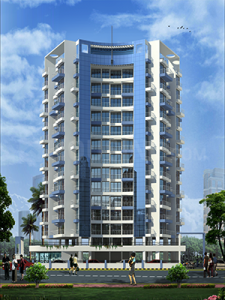 Gallery Cover Image of 1160 Sq.ft 2 BHK Apartment for buy in Tricity Pride, Ulwe for 7899000