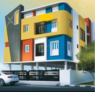 Gallery Cover Image of 921 Sq.ft 2 BHK Apartment for buy in Selaiyur for 4500000
