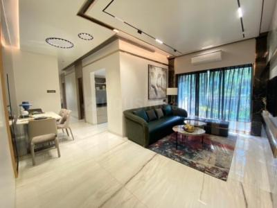 Gallery Cover Image of 1500 Sq.ft 3 BHK Apartment for buy in Kalyan West for 8100000
