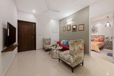 Gallery Cover Image of 333 Sq.ft 1 BHK Apartment for buy in Siruseri for 1481000