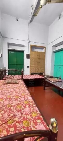श्यामबज़ार में प्रोमित पीजी के बेडरूम की तस्वीर