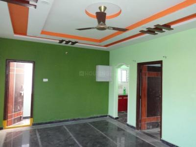 Gallery Cover Image of 800 Sq.ft 1 BHK Apartment for rent in Trimalgherry for 8500