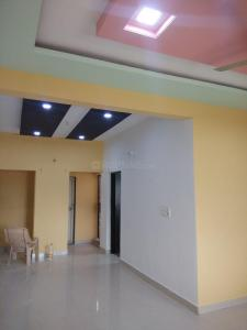 Gallery Cover Image of 1100 Sq.ft 3 BHK Independent House for rent in Lohegaon for 15000