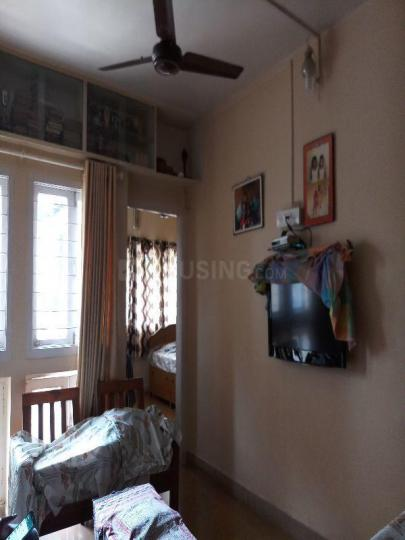 Living Room Image of 650 Sq.ft 1 BHK Apartment for rent in Vashi for 22000