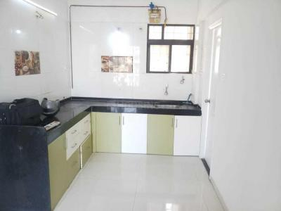 Gallery Cover Image of 1100 Sq.ft 2 BHK Apartment for rent in Thergaon for 25000