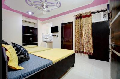 Bedroom Image of Oyo Life Grg1571 Dlf Phase 3 in DLF Phase 3