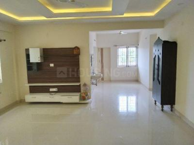 Gallery Cover Image of 1405 Sq.ft 3 BHK Apartment for rent in Vijetha Gardenia, Muneshwara Nagar for 29600